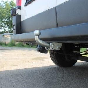 SMV - AHK für Kastenwagen Fiat Ducato X250 - Starr