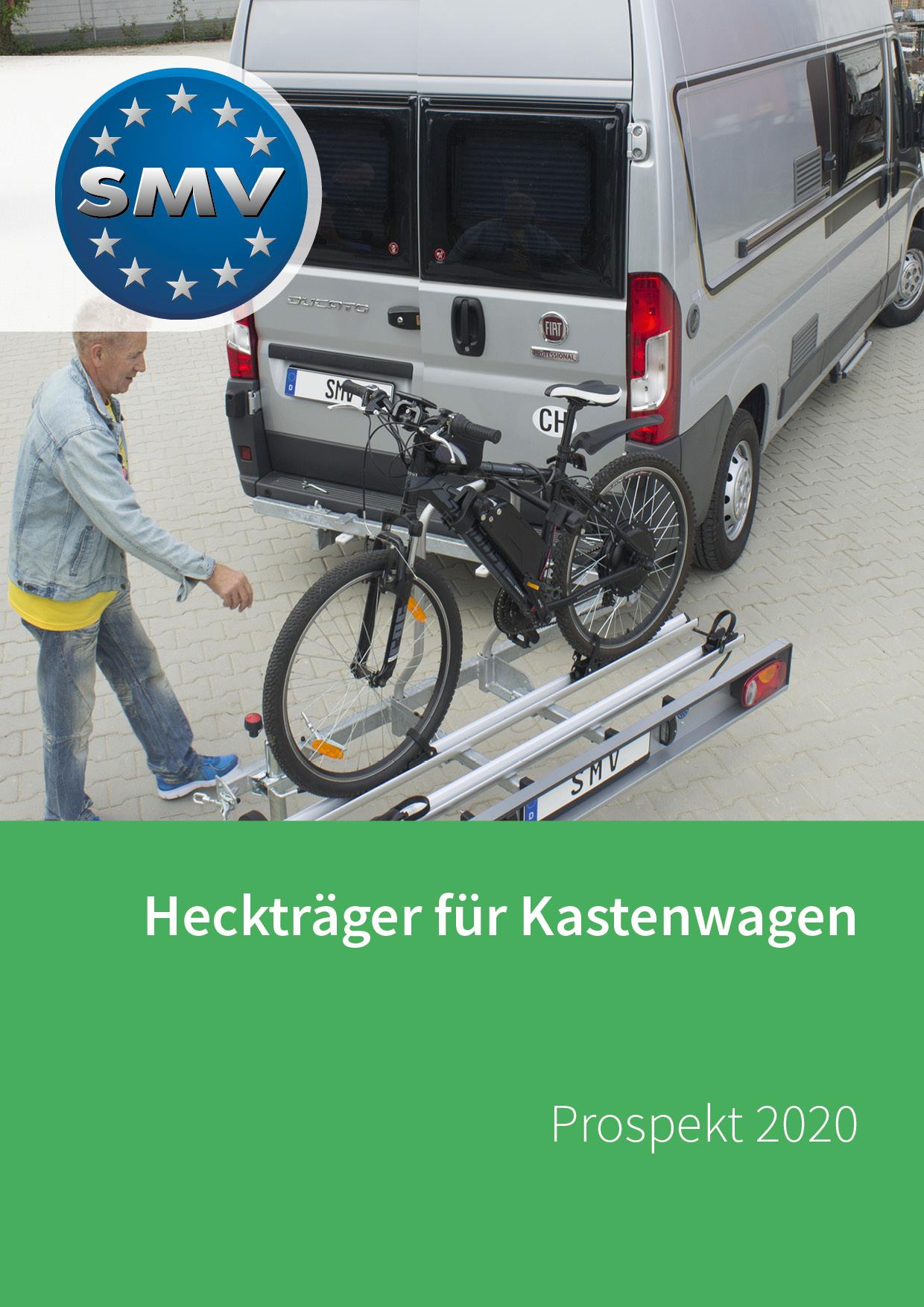 SMV Hecktraeger Kastenwagen 2020