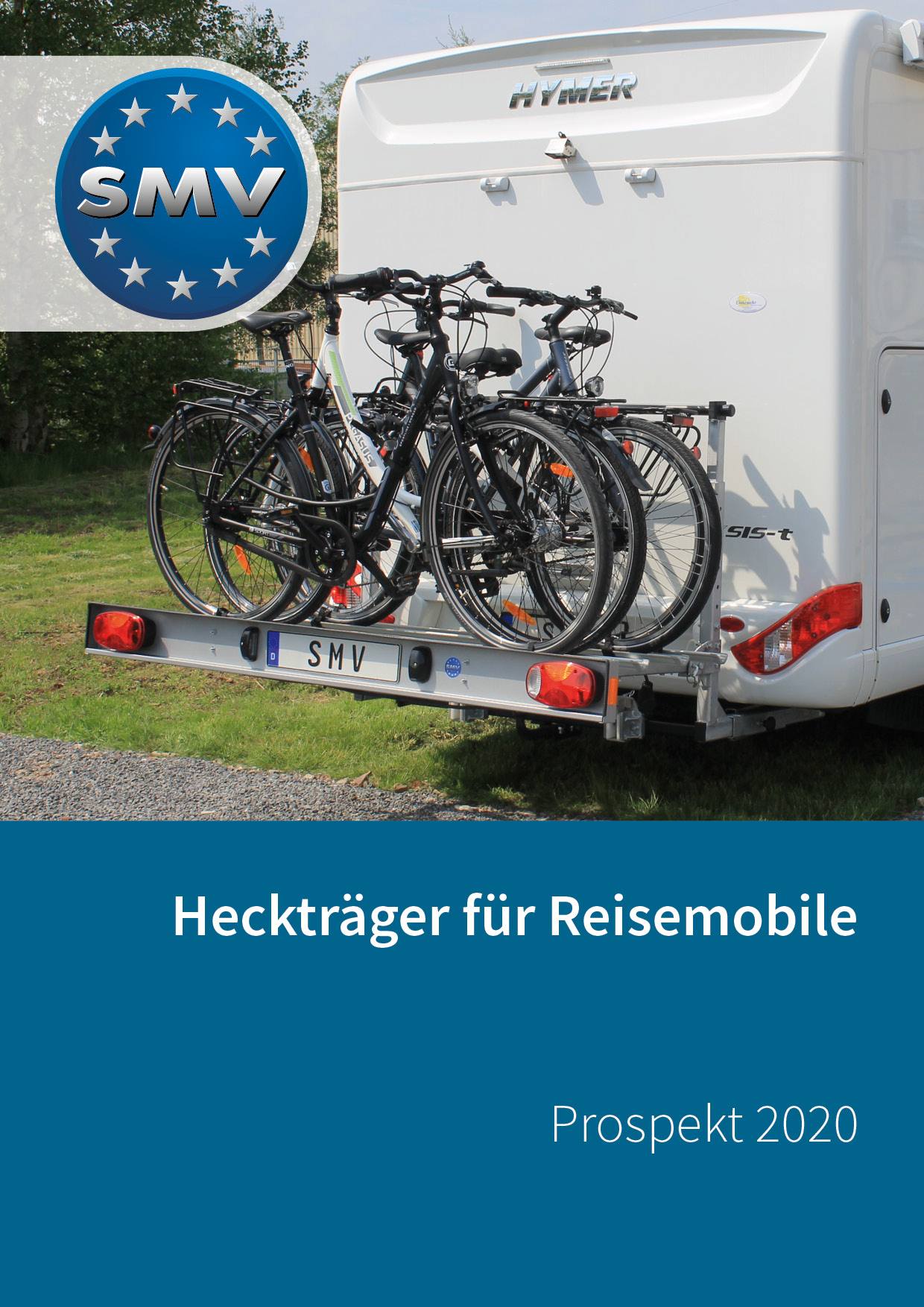 SMV Hecktraeger Wohnmobile 2020
