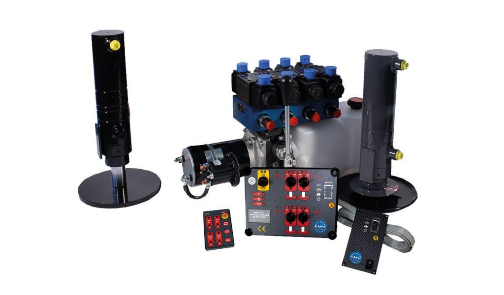 SMV - Multi Lift Hydraulikstützen