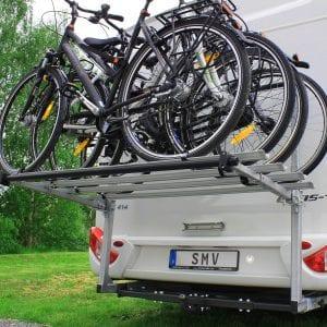 SMV - Rad Max Bike | Optional: Rüstsatz f. 4 Räder