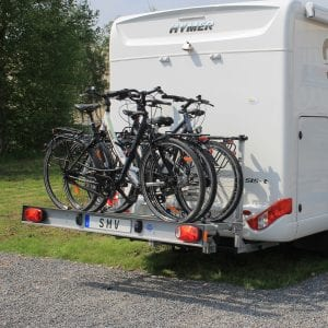 "SMV - Rad Max Bike ""Exklusiv""   Optional: Rüstsatz f. 4 Räder"